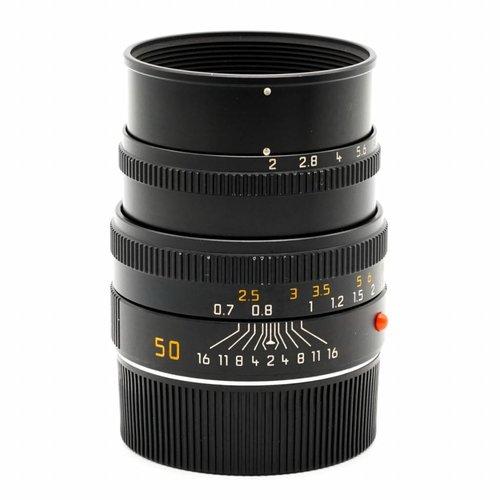 Leica 50mm f/2.0 Summicron M