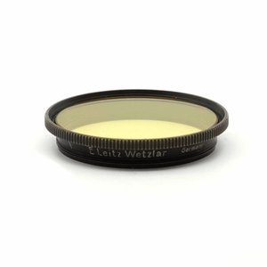 Leica Summitar Yellow Filter