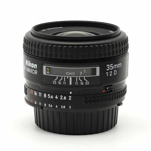 Nikon 35mm f/2.0 AF Nikkor