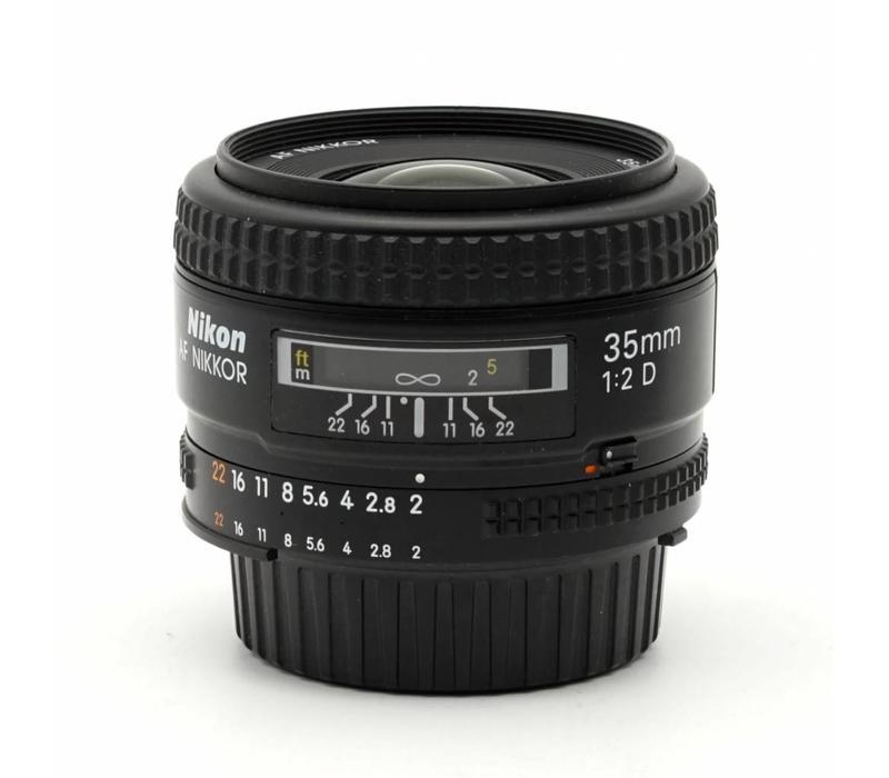 35mm f/2.0 AF Nikkor
