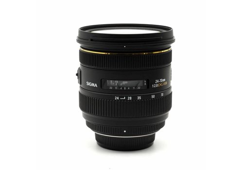 Sigma 24-70mm f/2.8  DG HSM