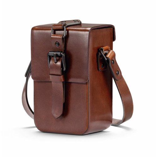 Leica Vintage case C-Lux, leather, vintage brown