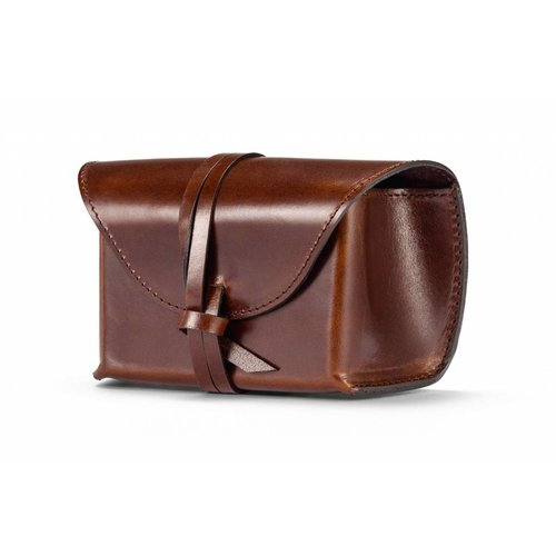 Leica Vintage pouch C-Lux, leather, vintage brown