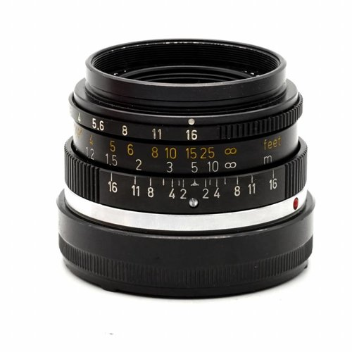 Leica 35mm f/2 Summicron M