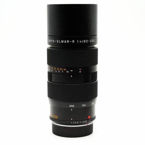 Leica 80-200mm f/4 Vario Elmar