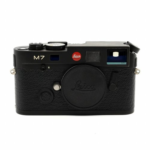 Leica M7 0.72x Black Chrome