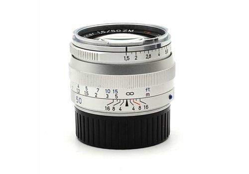 Zeiss 50mm f/1.5 C Sonnar ZM