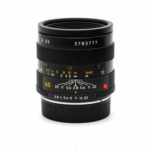 Leica 60mm f/2.8 Macro Elmarit R ROM