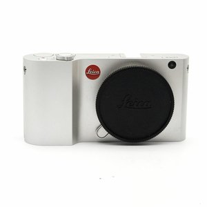 Leica T (Typ 701) Silver Anodised