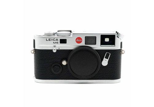 Leica M6 TTL 0.72x Silver Chrome