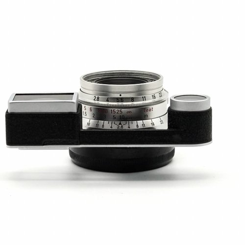 Leica 35mm f/2.8 Summaron With M3 Specs'