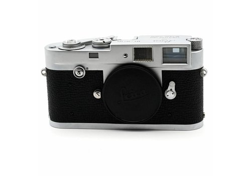 Leica M2 Silver Chrome