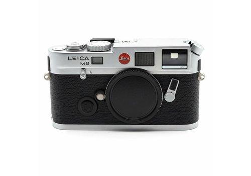 Leica M6 TTL Silver Chrome
