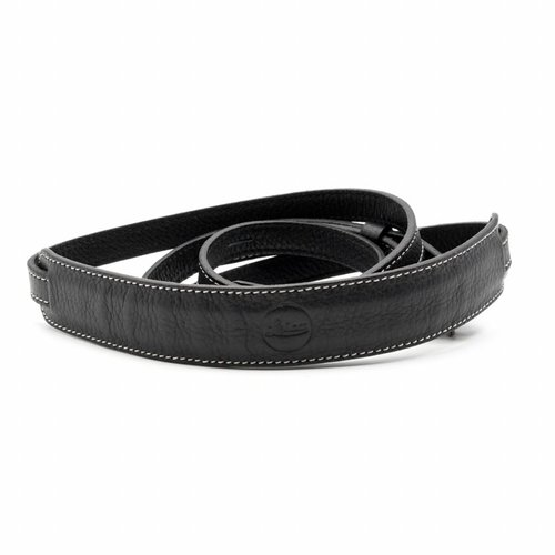 Leica Leather Neck Strap Black 18776