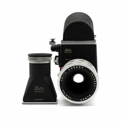 Leica Visoflex II + 65mm f/3.5 Elmar Outfit