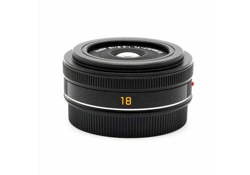 Leica 18mm f/2.8 Elmarit TL