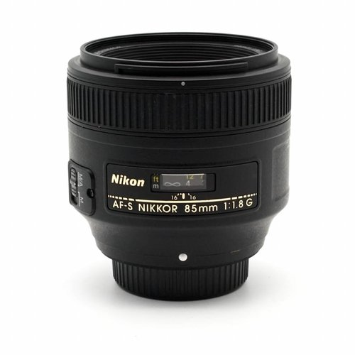 Nikon 85mm f/1.8 AF-S G