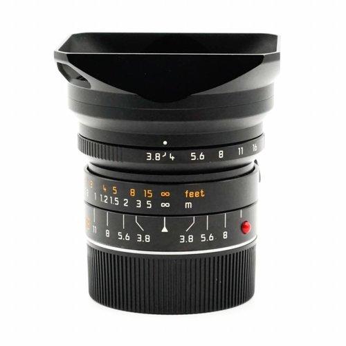 Leica 18mm f/3.8 Super-Elmar-M ASPH 6BIT