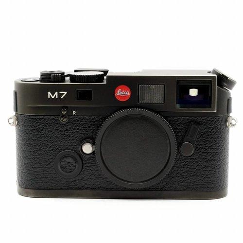 Leica M7 (0.58) Black Chrome