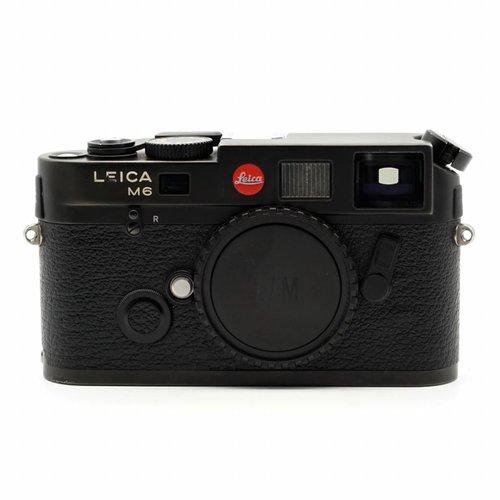 Leica M6 TTL Black Chrome