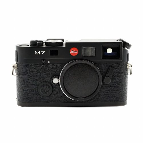 Leica M7 0.72 Black Chrome