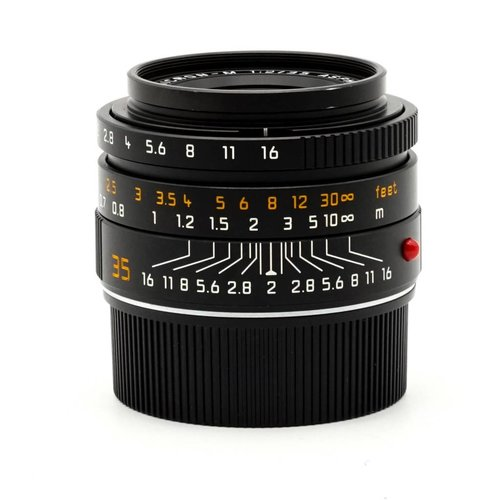 Leica 35mm f/2 Summicron ASPH 6BIT
