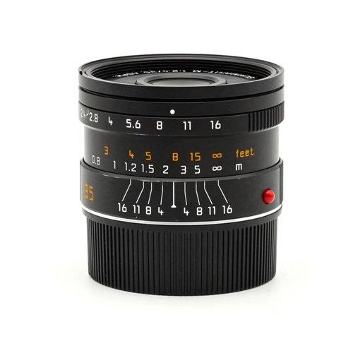 Leica 35mm f/2.4 Summarit Black 6BIT