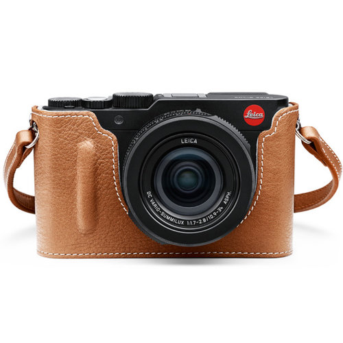 Leica Protector D-LUX (Typ 109), leather, cognac