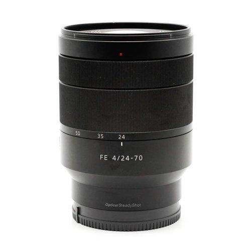 Sony 24-70mm f/4.0 ZA OSS Zeiss Vario Tessar T*