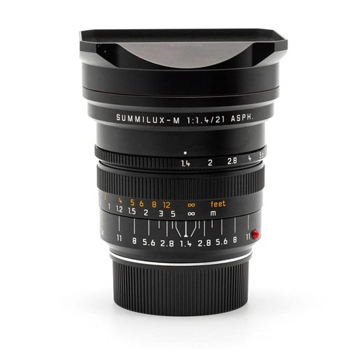 Leica 21mm f/1.4 Summilux-M ASPH 6BIT