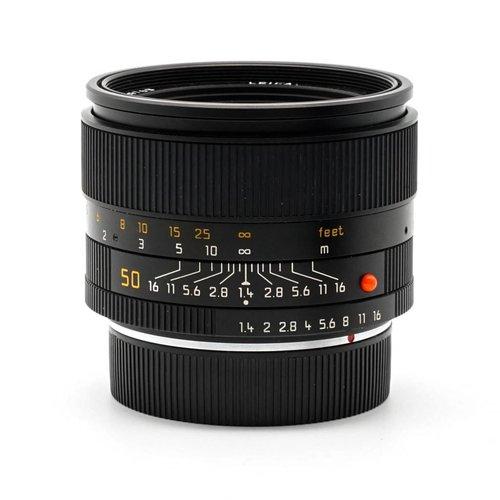 Leica 50mm f/1.4 Summilux R ROM E60