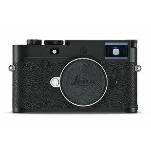 Leica M10-P, black chrome finish