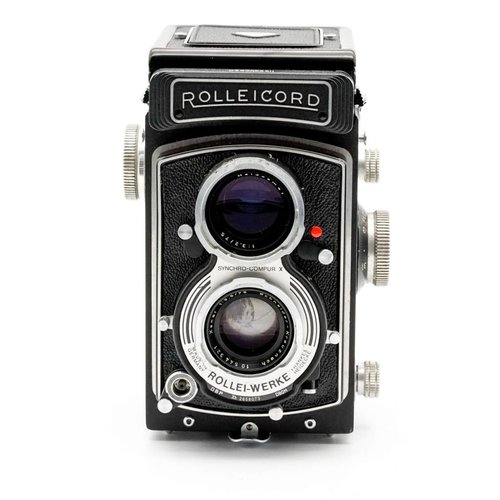 Rollei Rolleicord  Vb (British Military Model)