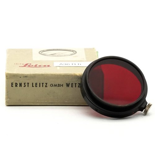 Leica A36 Clamp On R.h. FILTER Deep Red, Infra Red
