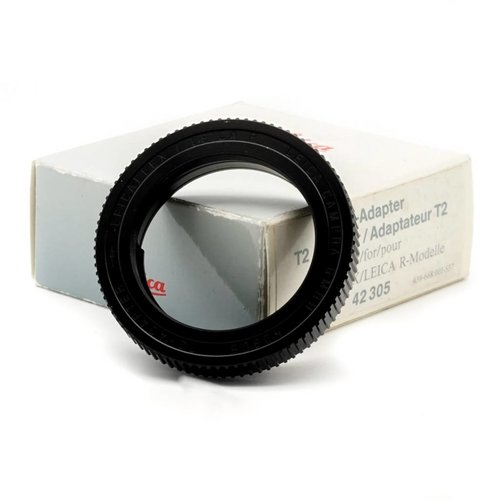 Leica T2 Adapter For R Mount