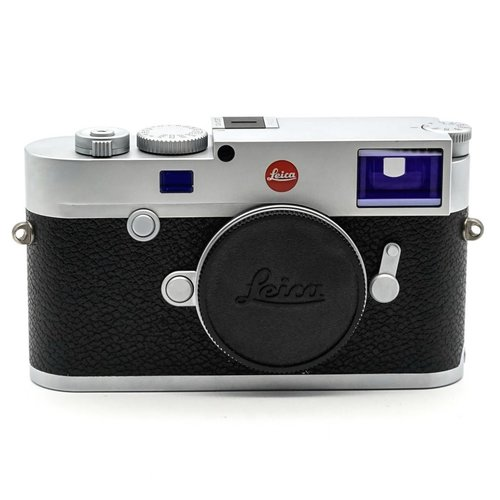 Leica M10 Silver Chrome
