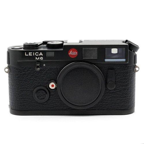 Leica M6 Classic Black Chrome