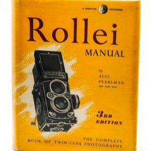Rollei Manual By Alec Pearlman