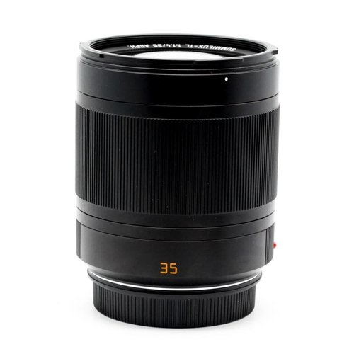 Leica 35mm Summilux - TL ASPH