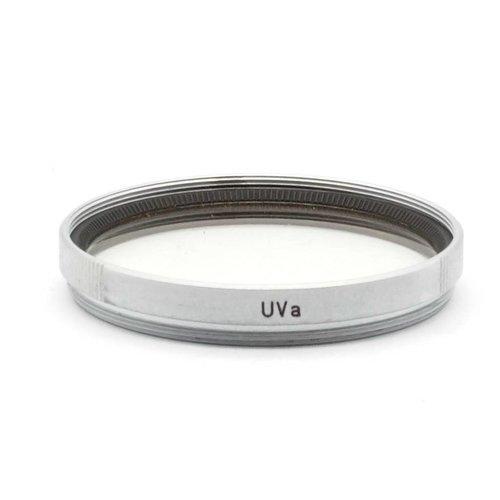Leica E39 UVa Filter Silver x528