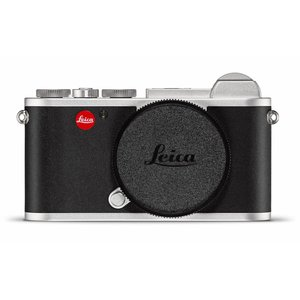 Leica CL, silver anodised finish