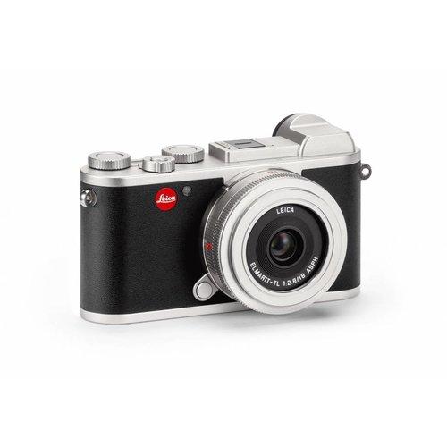 Leica CL Prime Kit 18mm, silver