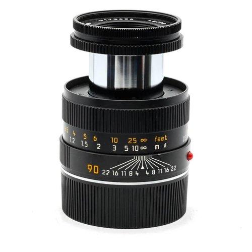 Leica 90mm f/4.0 Macro Mk1 Outfit