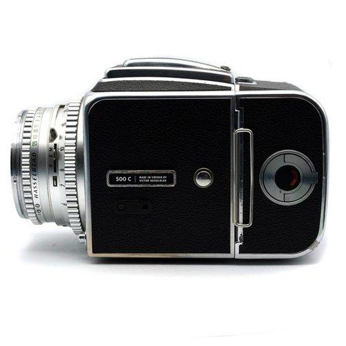 Hasselblad 500C + 80mm f/2.8 Carl Zeiss Plannar x537