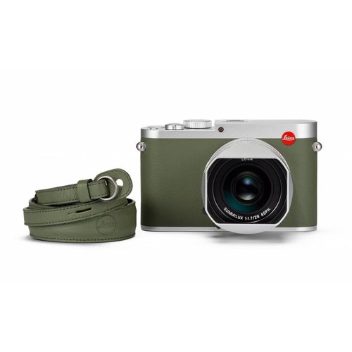 Leica Q, khaki