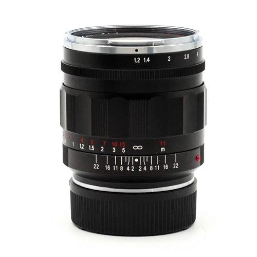 Voigtlander 35mm f/1.2 Aspherical VMII x563