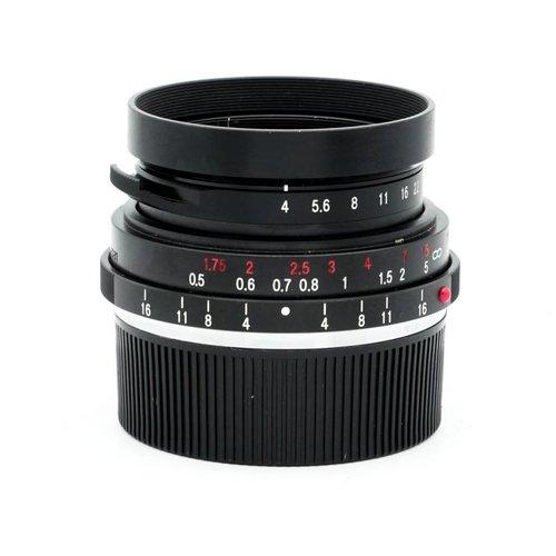 Voigtlander 21mm f/4.0 Color Skopar x563