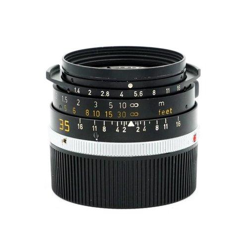 Leica 35mm f/1.4 Summilux + 12504 Lenshood