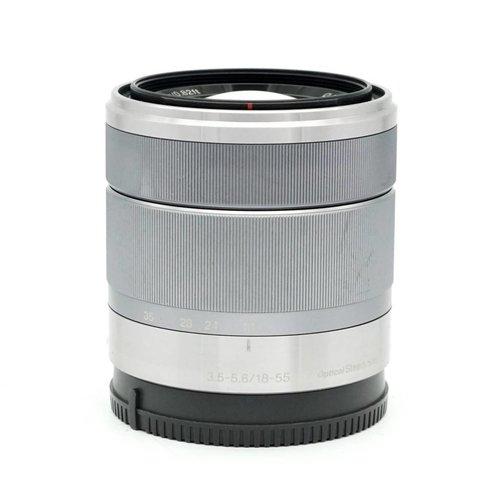 Sony 18-55mm f/3.5-5.6 OSS Silver