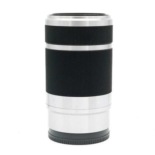 Sony 55-210mm f/4.4-6.3 OSS Silver